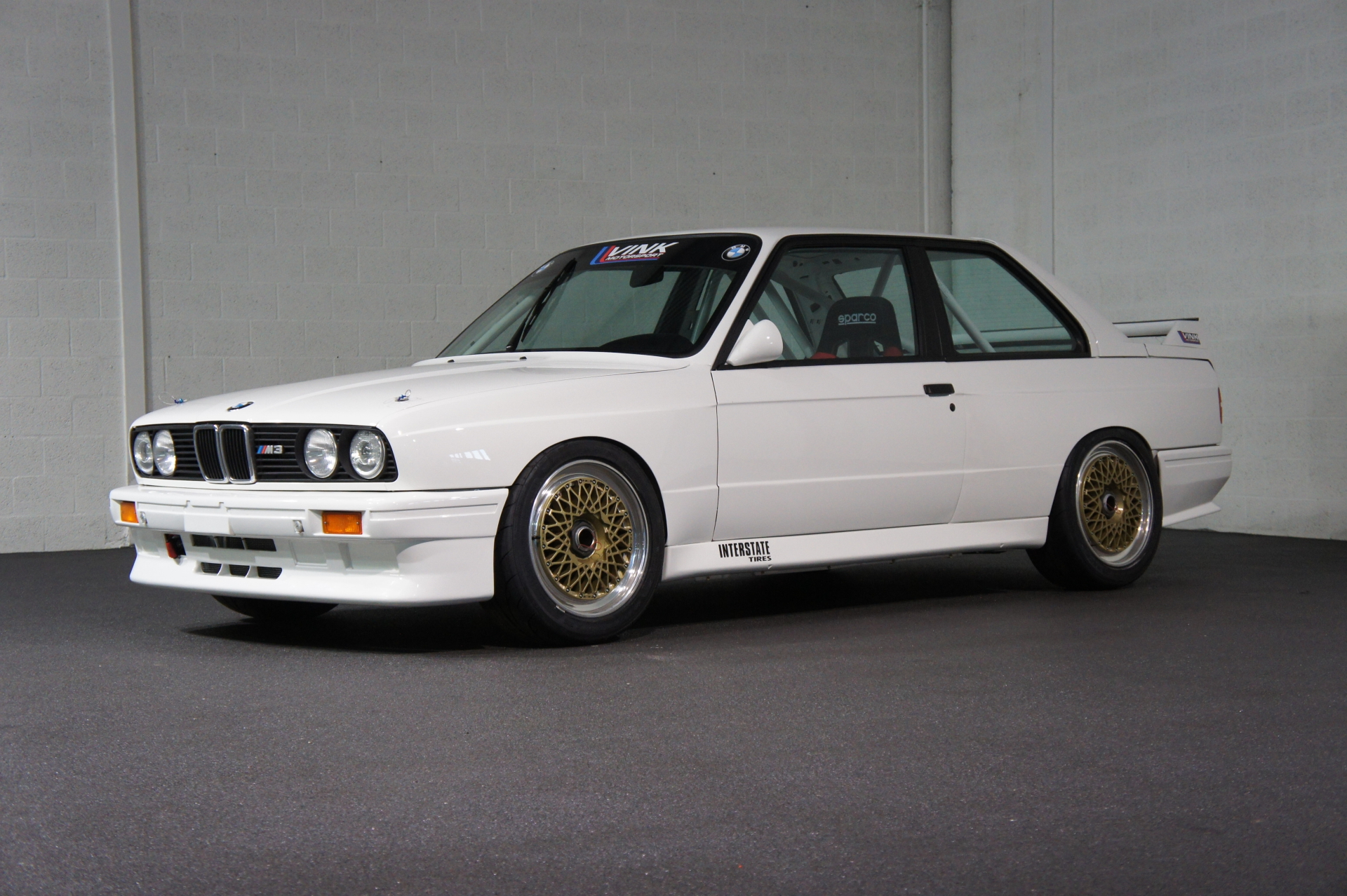 E Bearings BMW E30 M3 Group A | B...