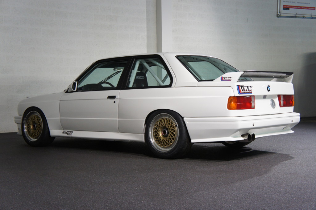 Bmw E30 M3 Group A Specs