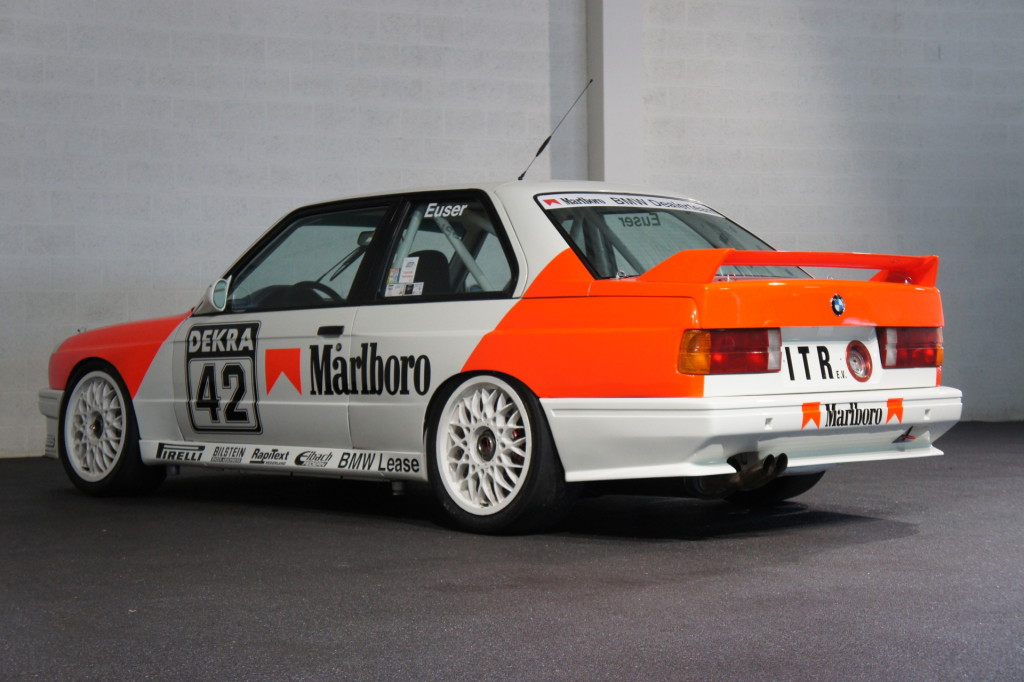 What Is Bmw >> BMW E30 M3 DTM   BMW Specials Netherlands